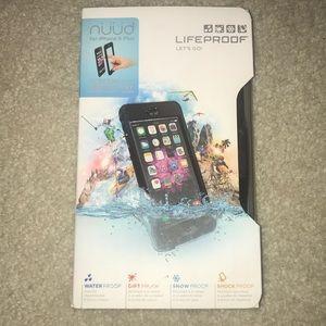 LifeProof Nüüd iPhone 6 Plus Hard Phone Case